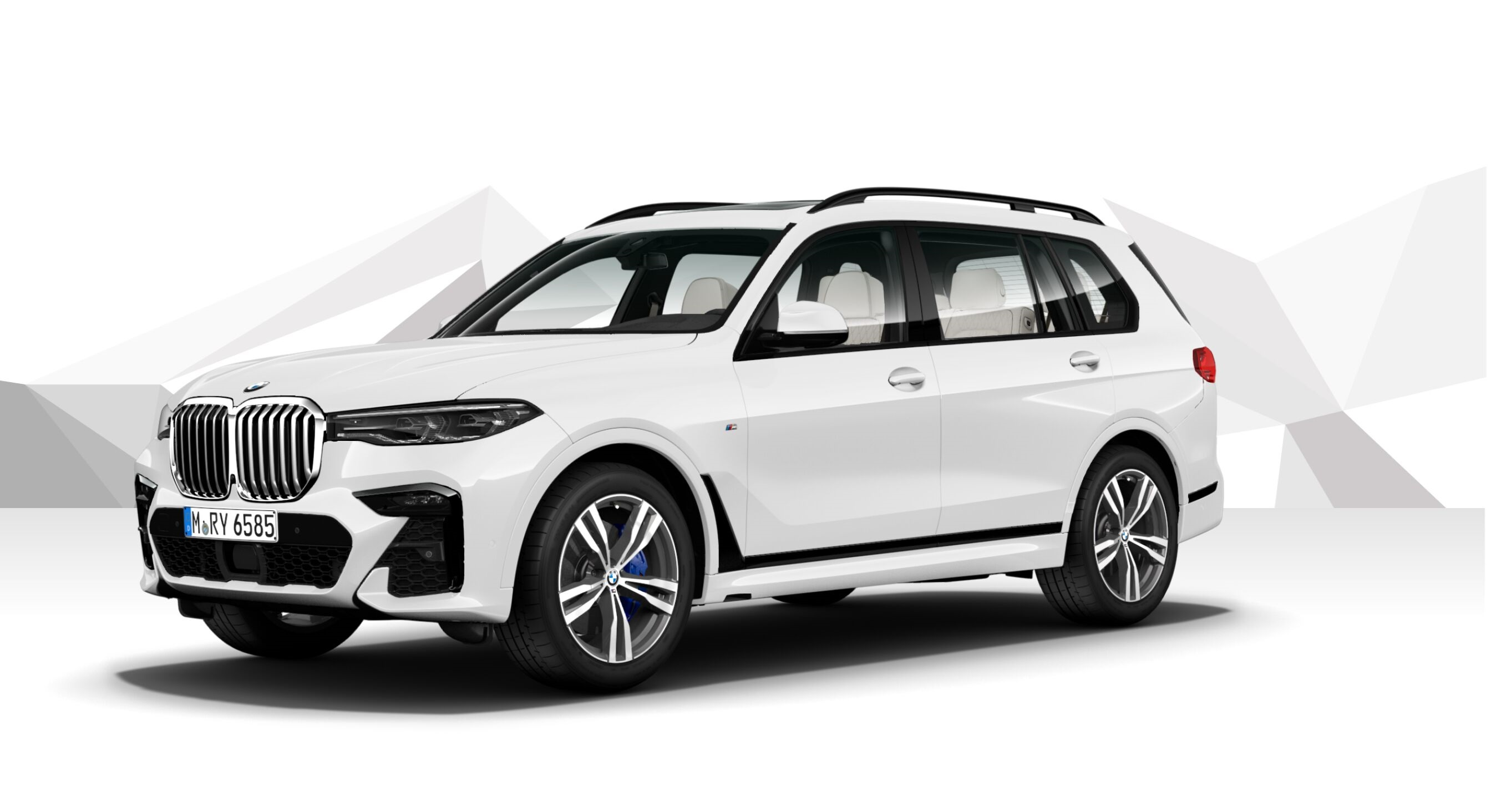 BMW X7 xDrive30d M Sport 'Available from stock only'